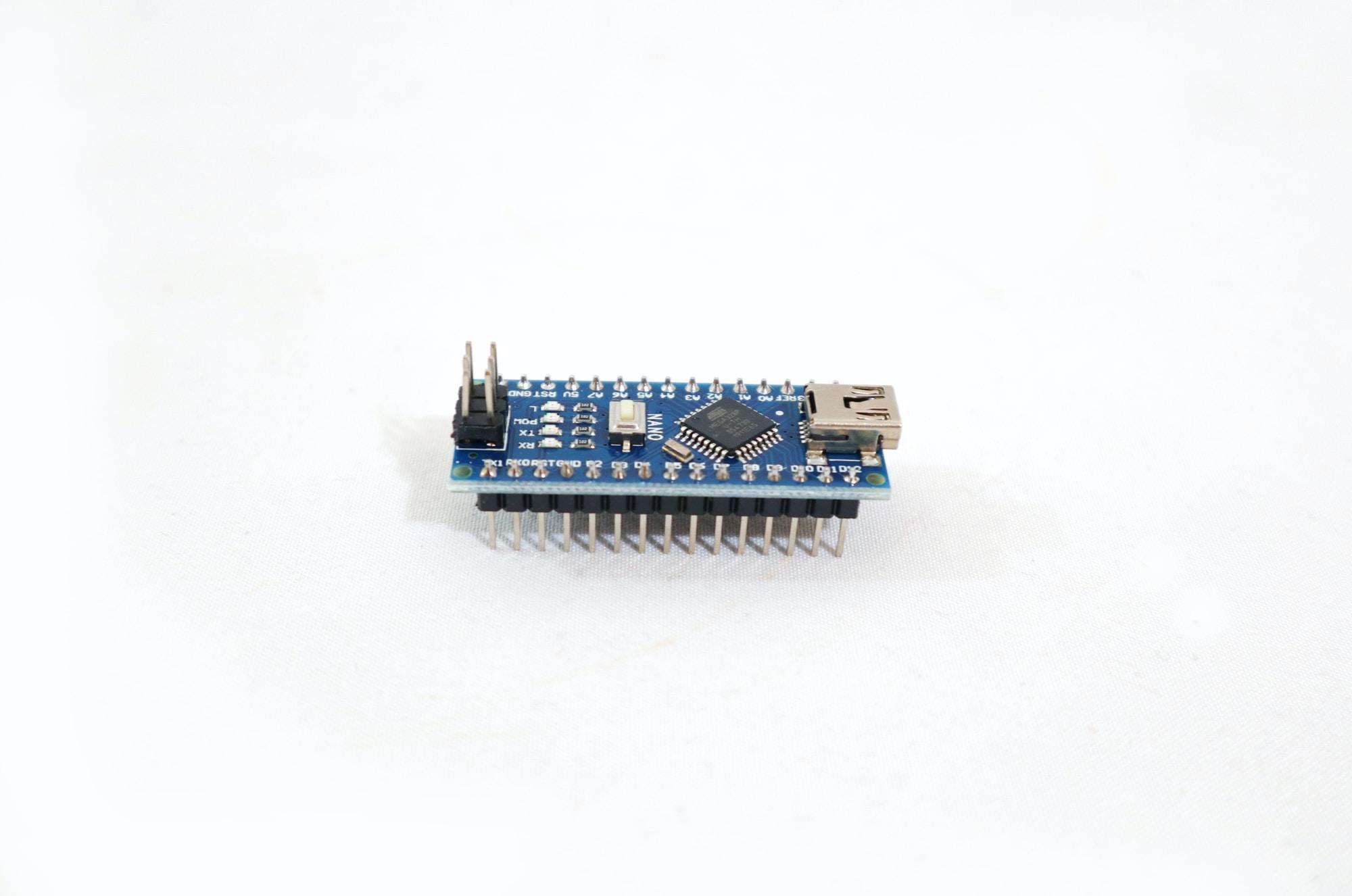 An arduino nano