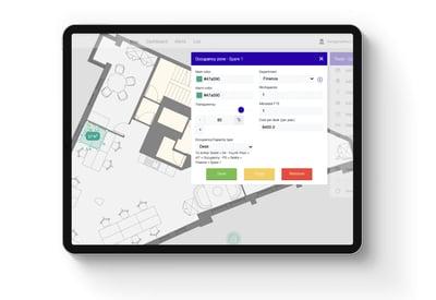 geozone on metrikus software platform