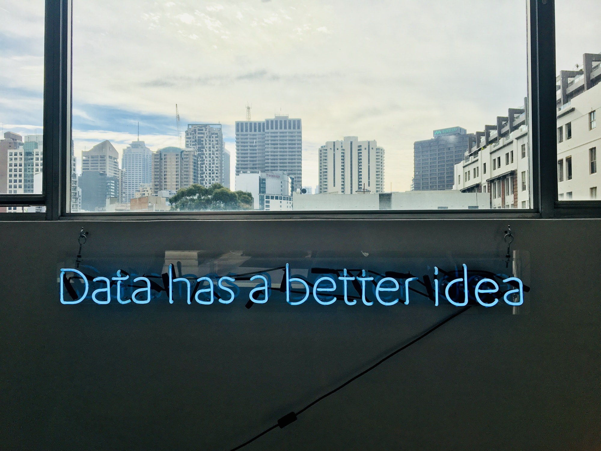 This is HIVERY trademark tagline. Data Has A Better Idea.