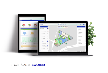 Equiem and Metrikus laptop screens launch Smart