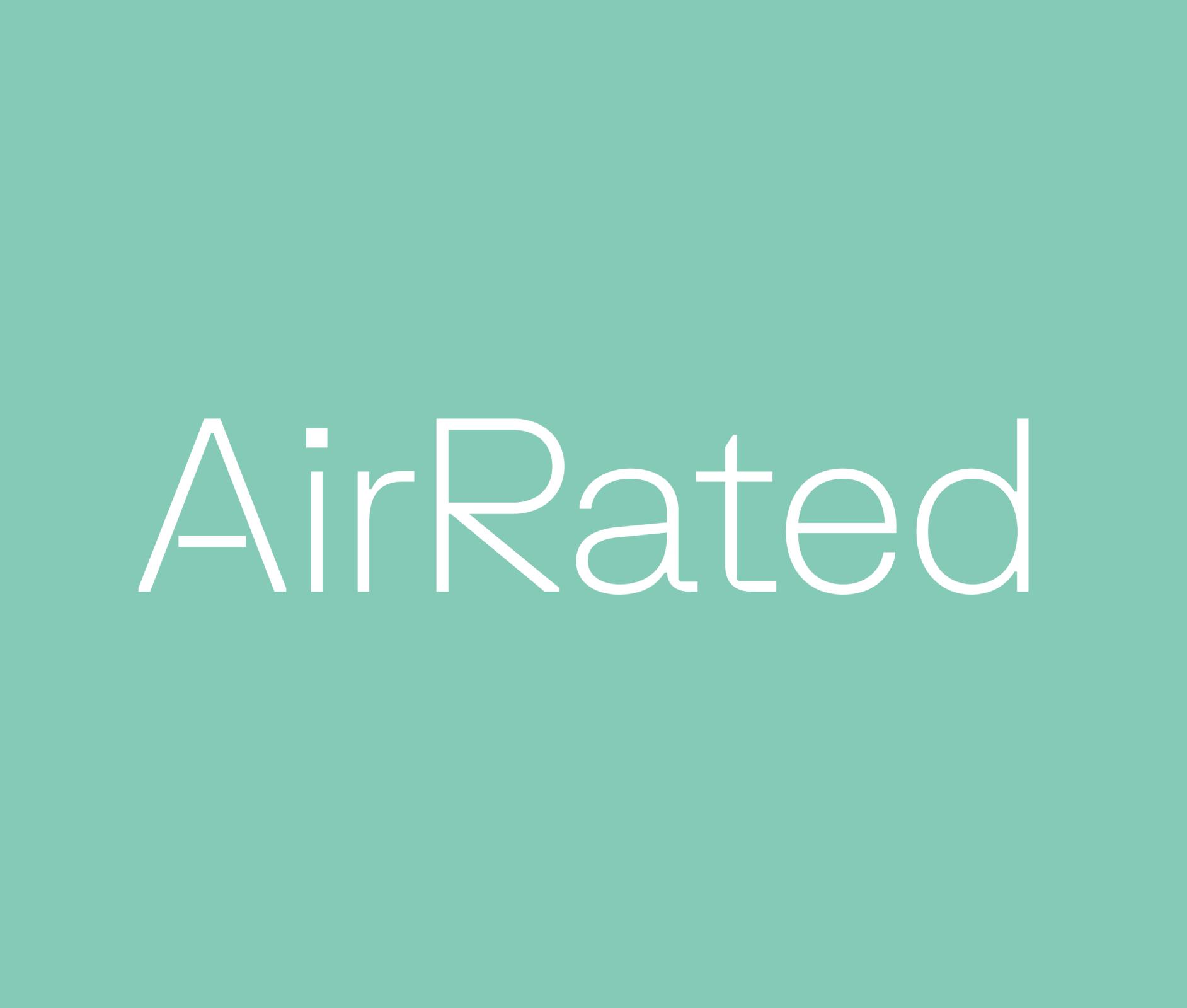 AirRated logo
