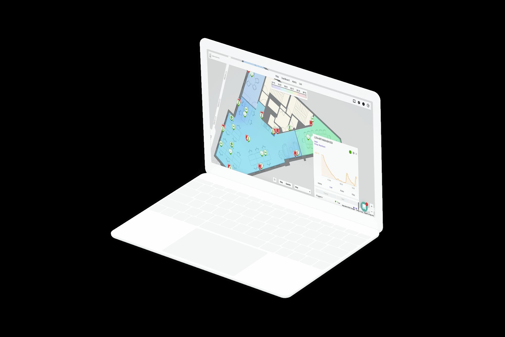 heatmap main page